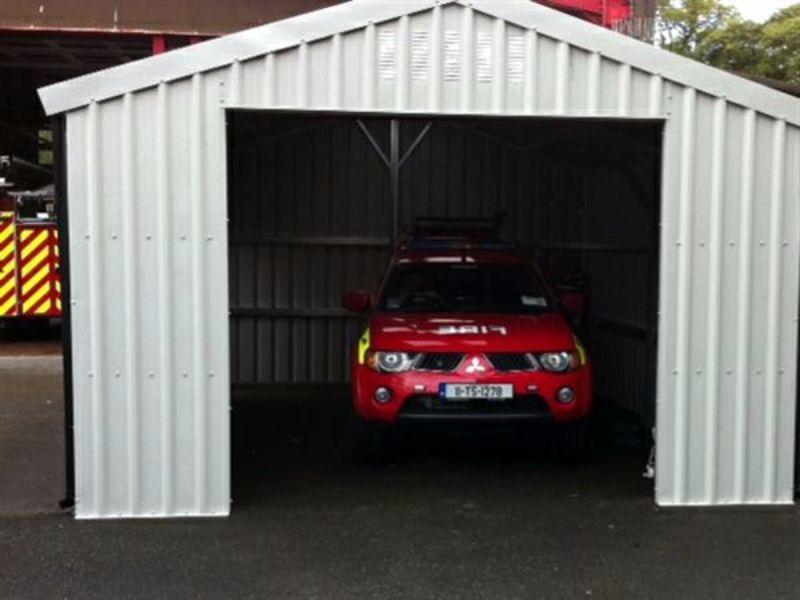 Shanette Bronze Range Garage