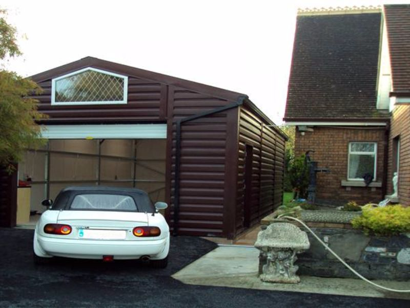Shanette Insulated Garages