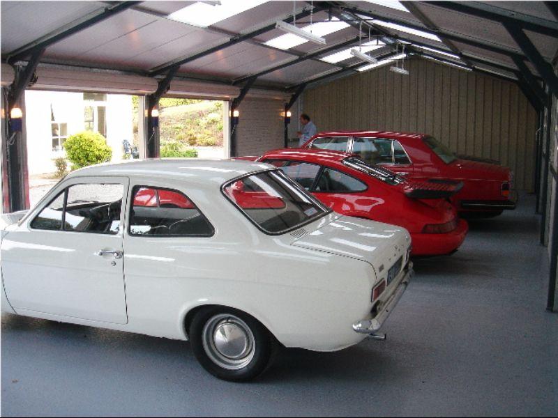 vintage car storage