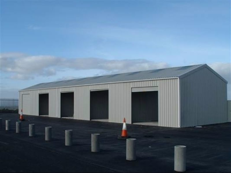 Valet unit at Knock Airport